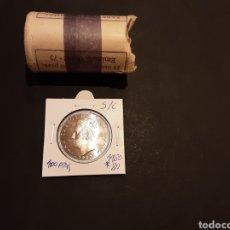 Monedas Juan Carlos I: MONEDA 100 PESETAS 1980 ESTRELLA 80 JUAN CARLOS I S/C SACADA DE CARTUCHO ESPAÑA. Lote 211517282