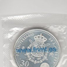 Monedas Juan Carlos I: ESPAÑA- 30 EUROS-2013-75 ANIVERSARIO DEL REY JUAN CARLOS. Lote 245115185