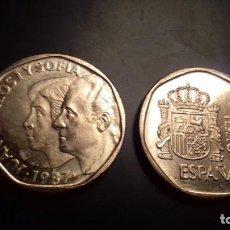 Monedas Juan Carlos I: MONEDA DE 500 PESETAS DE 1988 SIN CIRCULAR DE CARTUCHO. Lote 212088132