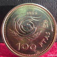 Monedas Juan Carlos I: 100 PESETAS 1999 SIN CIRCULAR. Lote 212100557