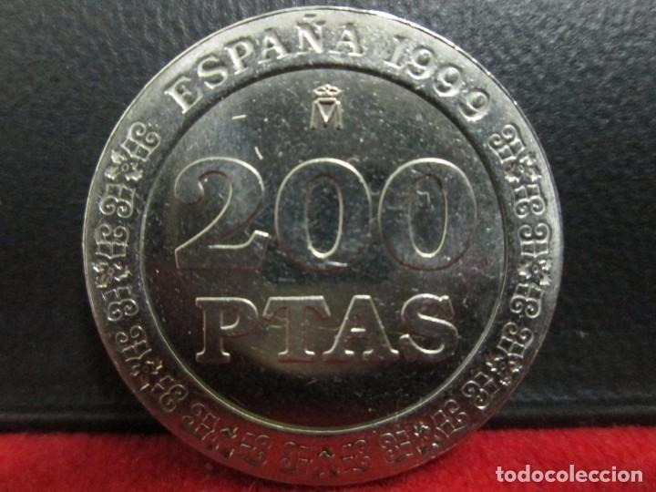 200 PESETAS 1989 SIN CIRCULAR (Numismática - España Modernas y Contemporáneas - Juan Carlos I)