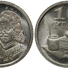 Monedas Juan Carlos I: ESPAÑA: 10 PESETAS 1995 QUEVEDO S/C. Lote 222707715