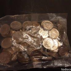 Monedas Juan Carlos I: BOLSA DE 100 MONEDAS 10 PESETAS 1992 JUAN CARLOS I S/C ORIGINAL FNMT ESPAÑA. Lote 213021697
