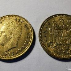 Monedas Juan Carlos I: MONEDA ESPAÑA ... JUAN CARLOS I .. 1 PESETA 1975 * 76. Lote 213261663