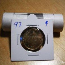 Monedas Juan Carlos I: LUK. 100 PESETAS 1997 SIN CIRCULAR SACADO DE CARTUCHO FLOR DE LYS A ELEGIR. Lote 223977805