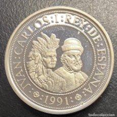 Monnaies Juan Carlos I: ESPAÑA, MONEDA DE 5000 PESETAS DE PLATA. Lote 214606250