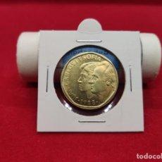 Monedas Juan Carlos I: 500 PESETAS 1988 SIN CIRCULAR EXTRAÍDA DE CARTUCHO. Lote 214882731