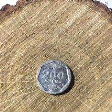 Monedas Juan Carlos I: MONEDA 200 PESETAS 1986. JUAN CARLOS I. Lote 215392836