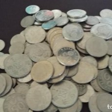 Monedas Juan Carlos I: 200 MONEDAS ESPAÑOLAS MUNDIAL 82 100, 50 Y 5 PESETAS. Lote 215647178