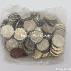 Monedas Juan Carlos I: BOLSA 100 MONEDAS 50 PESETAS 1990 EXPO FNMT. Lote 216867695