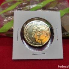 Monedas Juan Carlos I: 500 PESETAS 2000 SIN CIRCULAR EXTRAÍDA DE BOLSA. Lote 217739991