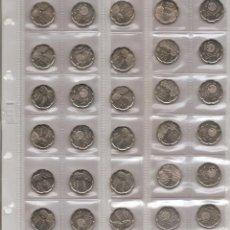 Monedas Juan Carlos I: ESPAÑA 1990-2000. 145 MONEDAS DE 50 PESETAS. AÑOS VARIADOS. CALIDAD SIN CIRCULAR. Lote 218126390