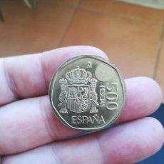 Monedas Juan Carlos I: MONEDA DE 500 PESETAS DE JUAN CARLOS I.DEL AÑO 1993.S/C-. (FECHA ESCASA) ORIGINAL%. Lote 218127992