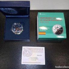 Monedas Juan Carlos I: ESPAÑA. AÑO 2020. CENTENARIO DE LA LEGION ESPAÑOLA.. Lote 218156542