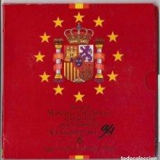 Monedas Juan Carlos I: CARTERA SET OFICIAL FNMT MONEDAS 1994. Lote 218222617