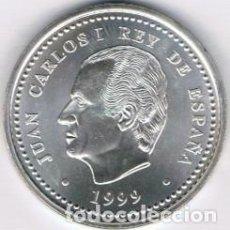 Monnaies Juan Carlos I: 2000 PTAS AÑO 1999. Lote 218766607