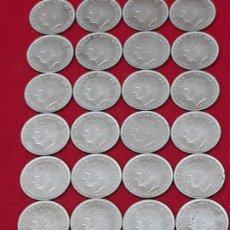 Monedas Juan Carlos I: LOTE DE 30 MONEDAS DE 100 PESETAS - JUAN CARLOS I - 1980 - ESPAÑA ´ 82 - MUNDIAL DE FUTBOL.. Lote 219835242