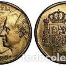 Monedas Juan Carlos I: 500 PESETAS AÑO 1989. SIN CIRCULAR. SC.. Lote 221396703