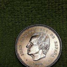 Monedas Juan Carlos I: 100 PESETAS DEL REY DE ESPAÑA. AÑO 2000. Lote 221398890