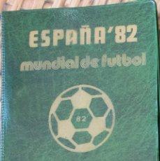 Monedas Juan Carlos I: CARTERA VERDE CLARO SERIE NUMISMATICA MUNDIAL DEL FUTBOL 1980 *80 SIN CIRCULAR. Lote 221706573