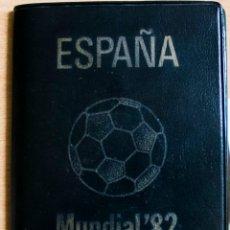 Monedas Juan Carlos I: CARTERA SERIE ESPAÑA 82 JUAN CARLOS I, 1980 *81 SIN CIRCULAR. Lote 221708427