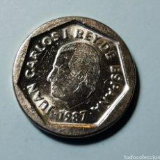Monedas Juan Carlos I: MONEDA ESPAÑA ... JUAN CARLOS I .. 200 PESETAS 1987 // BC. Lote 222069767
