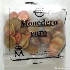 Monedas Juan Carlos I: BOLSA MIXTA DE EUROS DE ESPAÑA 2001. Lote 222333671