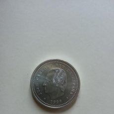 Monedas Juan Carlos I: MONEDA DE 2000 PESETAS DE PLATA, AÑO 1999.. Lote 222587087