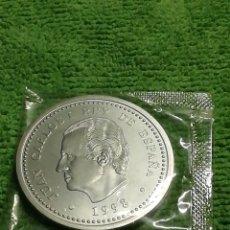Monedas Juan Carlos I: 2000 PESETAS DE 1998 DE PLATA DE LEY 925 MILÉSIMAS. EL ESCORIAL. SIN CIRCULAR. Lote 222706722