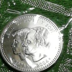 Monedas Juan Carlos I: MONEDA DE 12 EUROS EN PLATA DE LEY 925 MILÉSIMAS SIN CIRCULAR.. Lote 222710583