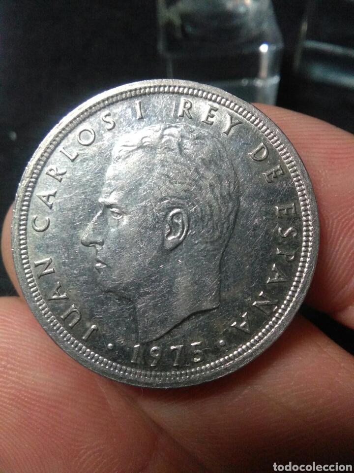 Monedas Juan Carlos I: Moneda 50 pesetas juan carlos I 1975*79 - Foto 2 - 222728033