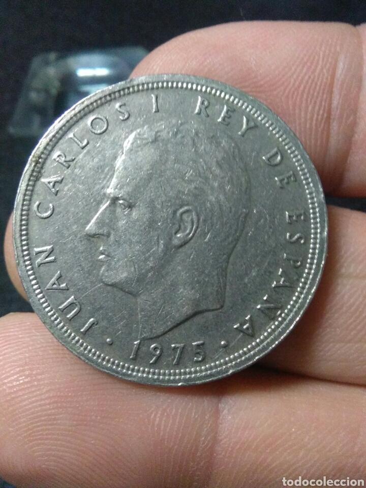 Monedas Juan Carlos I: Moneda 50 pesetas 1975 *80 Juan Carlos I - Foto 3 - 222728452