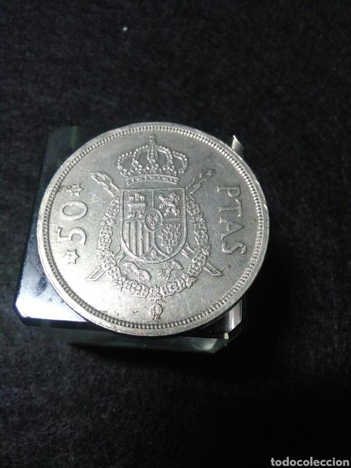 MONEDA 50 PESETAS 1975 *80 JUAN CARLOS I (Numismática - España Modernas y Contemporáneas - Juan Carlos I)