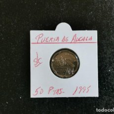 Moedas Juan Carlos I: ESPAÑA 50 PESETAS 1995 (PUERTA DE ALCALA) S/C. Lote 242351925