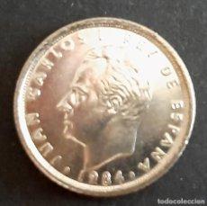 Monedas Juan Carlos I: 1 MONEDA 10 PESETAS 1984 M CORONADA NUEVAS SIN CIRCULAR ORIGINAL. Lote 261607050
