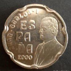Monnaies Juan Carlos I: 1 MONEDA 50 PESETAS AÑO 2000 NUEVAS SIN CIRCULAR ORIGINAL. Lote 223385818