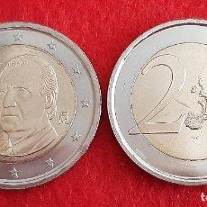 Monedas Juan Carlos I: MONEDA 2 EUROS ESPAÑA AÑO 2010 REY SIN CIRCULAR NUEVA DE CARTUCHO ORIGINAL. Lote 266841244