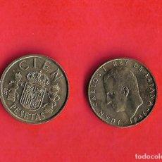 Monnaies Juan Carlos I: ESPAÑA 100 PTS 1986. Lote 224209390