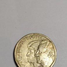 Monedas Juan Carlos I: MONEDA 500 PESETAS 1989. Lote 224500457