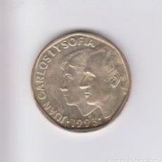 Monnaies Juan Carlos I: MONEDAS - JUAN CARLOS I - 500 PESETAS 1993 - PG-547 (SC). Lote 226160788