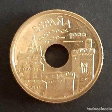 Monedas Juan Carlos I: 1 MONEDA 25 PESETAS 1999 NUEVAS SIN CIRCULAR ORIGINAL. Lote 277130343