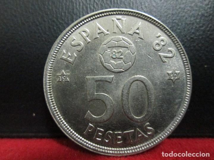 50 PESETAS 1980 ESTRELLAS 19 80 (Numismática - España Modernas y Contemporáneas - Juan Carlos I)