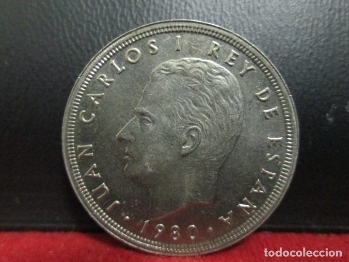 Monedas Juan Carlos I: 50 PESETAS 1980 ESTRELLAS 19 80 - Foto 2 - 229210275