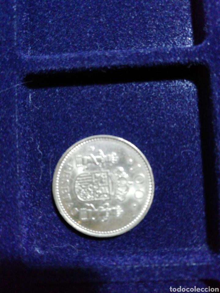 Monedas Juan Carlos I: Moneda 100 pts año 2000 - Foto 2 - 230237520