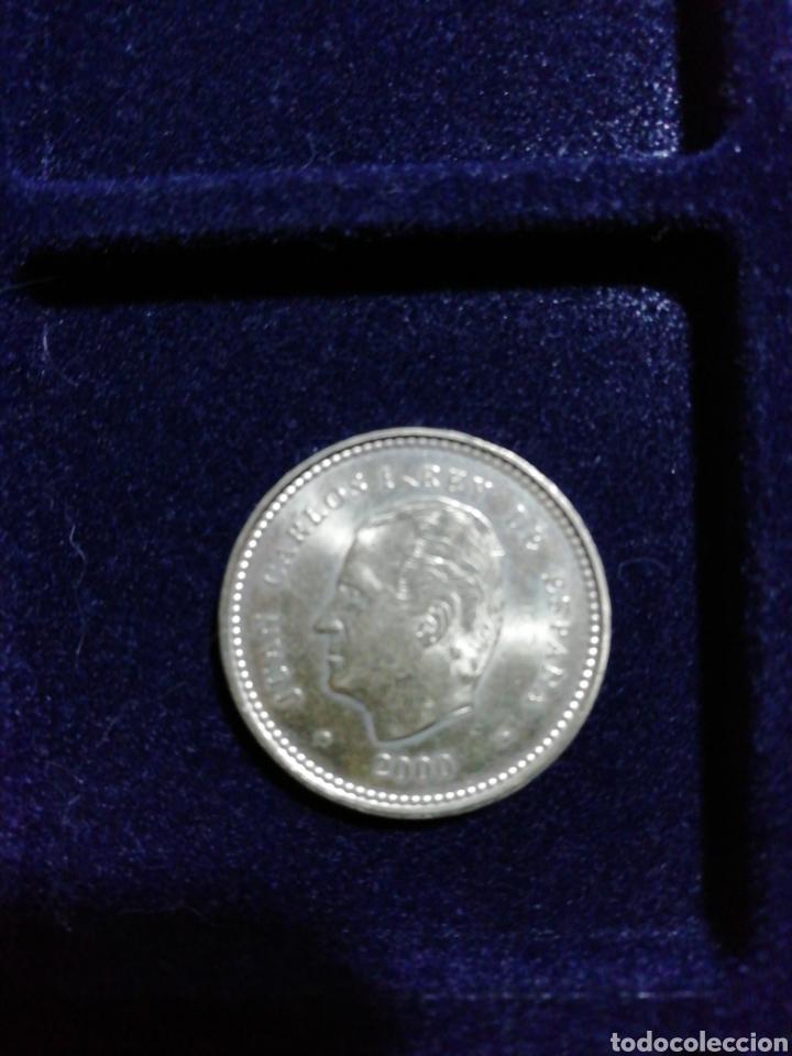 MONEDA 100 PTS AÑO 2000 (Numismática - España Modernas y Contemporáneas - Juan Carlos I)