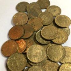 Monedas Juan Carlos I: GRAN DESCUENTO DE 35 MONEDAS DE 1 PESETA REY JUAN CARLOS 1º. Lote 231922725