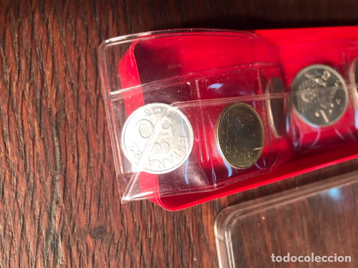 Monedas Juan Carlos I: Monedas mundiales 1982 - Foto 4 - 268164674