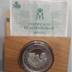 Monedas Juan Carlos I: 5000 PESETAS 1990 V CENTENARIO FDC. Lote 233504360