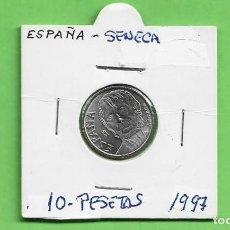 Monedas Juan Carlos I: ESPAÑA 10 PESETAS 1997. SENECA. Lote 234763540
