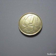 Monedas Juan Carlos I: MONEDA DE 5 PESETAS DE 2001 SC. Lote 235201140